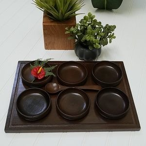 Other - Hawaiian dishes and tray